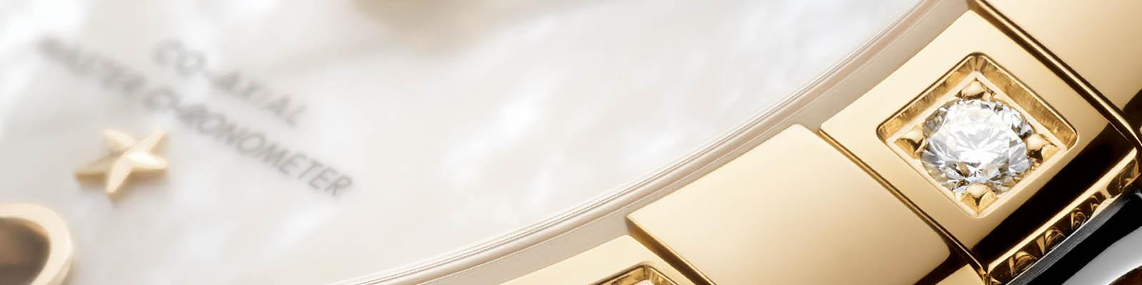 星座系列曼哈顿腕表 - 背景