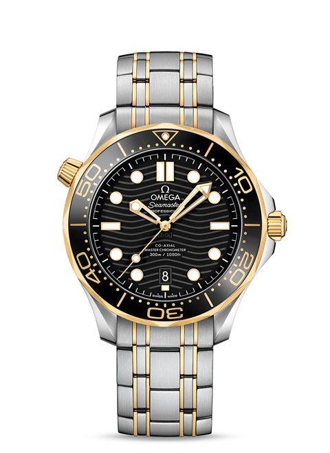 Seamaster 300米潜水表 欧米茄同轴?至臻天文台表42毫米 - 210.20.42.20.01.002
