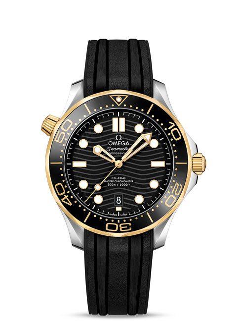 Seamaster 300米潜水表 欧米茄同轴?至臻天文台表42毫米 - 210.22.42.20.01.001
