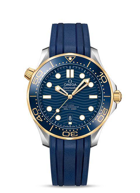 Seamaster 300米潜水表 欧米茄同轴?至臻天文台表42毫米 - 210.22.42.20.03.001