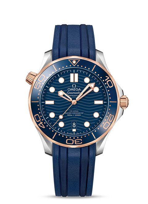 Seamaster 300米潜水表 欧米茄同轴?至臻天文台表42毫米 - 210.22.42.20.03.002