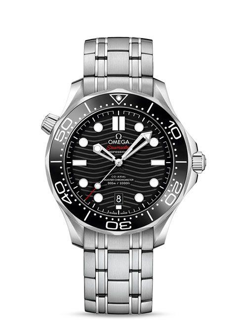 Seamaster 300米潜水表 欧米茄同轴?至臻天文台表42毫米 - 210.30.42.20.01.001