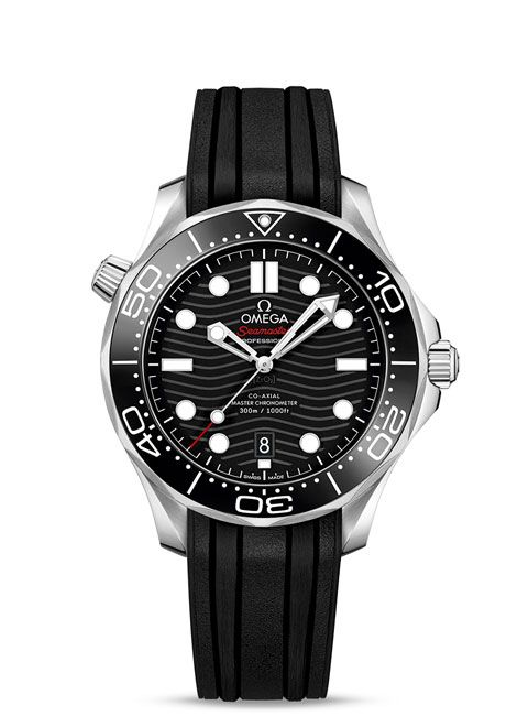 Seamaster 300米潜水表 欧米茄同轴?至臻天文台表42毫米 - 210.32.42.20.01.001