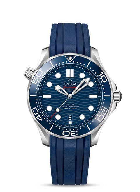 Seamaster 300米潜水表 欧米茄同轴?至臻天文台表42毫米 - 210.32.42.20.03.001
