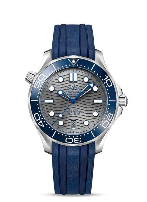 Seamaster 300米潜水表 欧米茄同轴?至臻天文台表42毫米 - 210.32.42.20.06.001