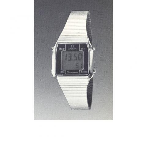 Alarm watch - SKU码 ST 782.0801