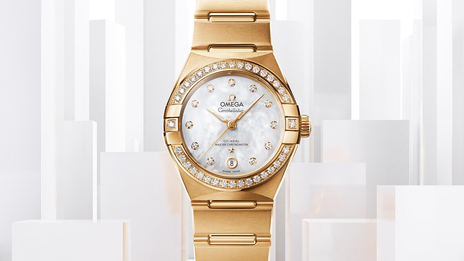 欧米茄腕表: 瑞士著名钟表制造商 - 单个 - 85642