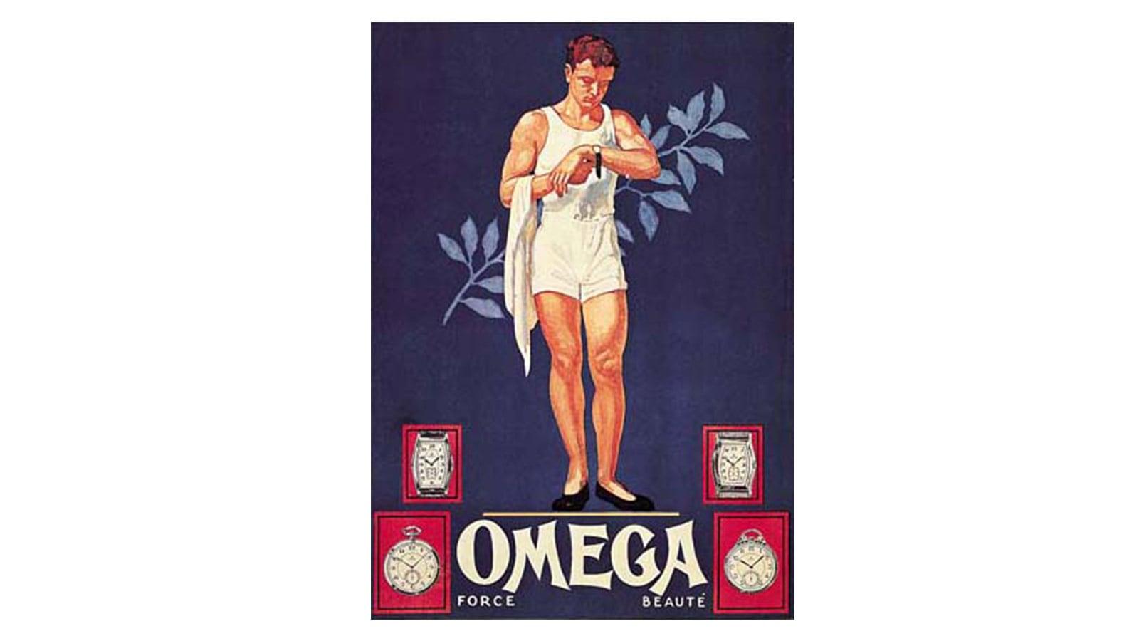 欧米茄腕表: 奥运会 - 滑动 1 - 5412