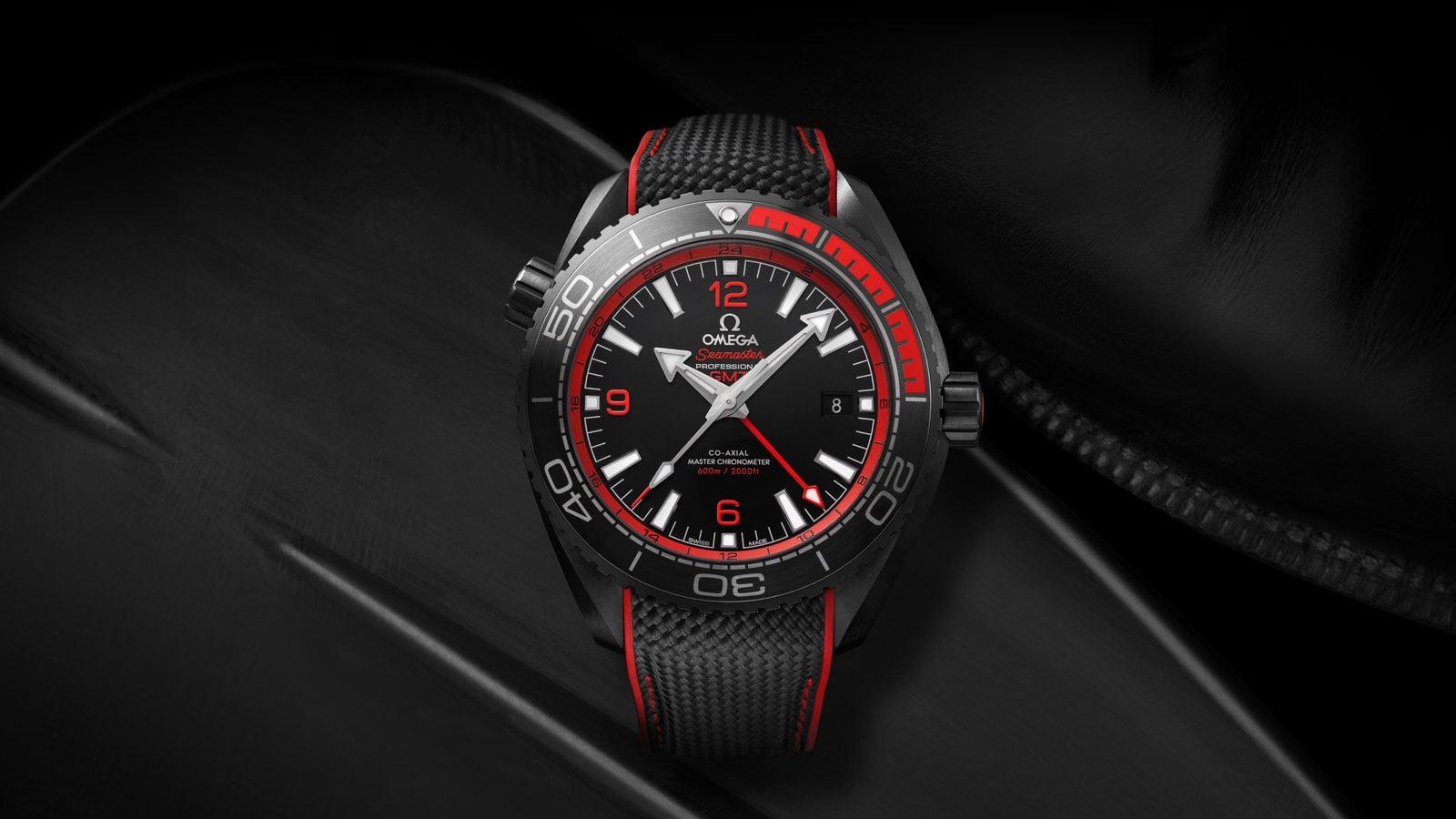 """欧米茄海洋宇宙""""深海之黑""""腕表: Seamaster - 海洋宇宙600米腕表 - 滑动 3 - 40165"""