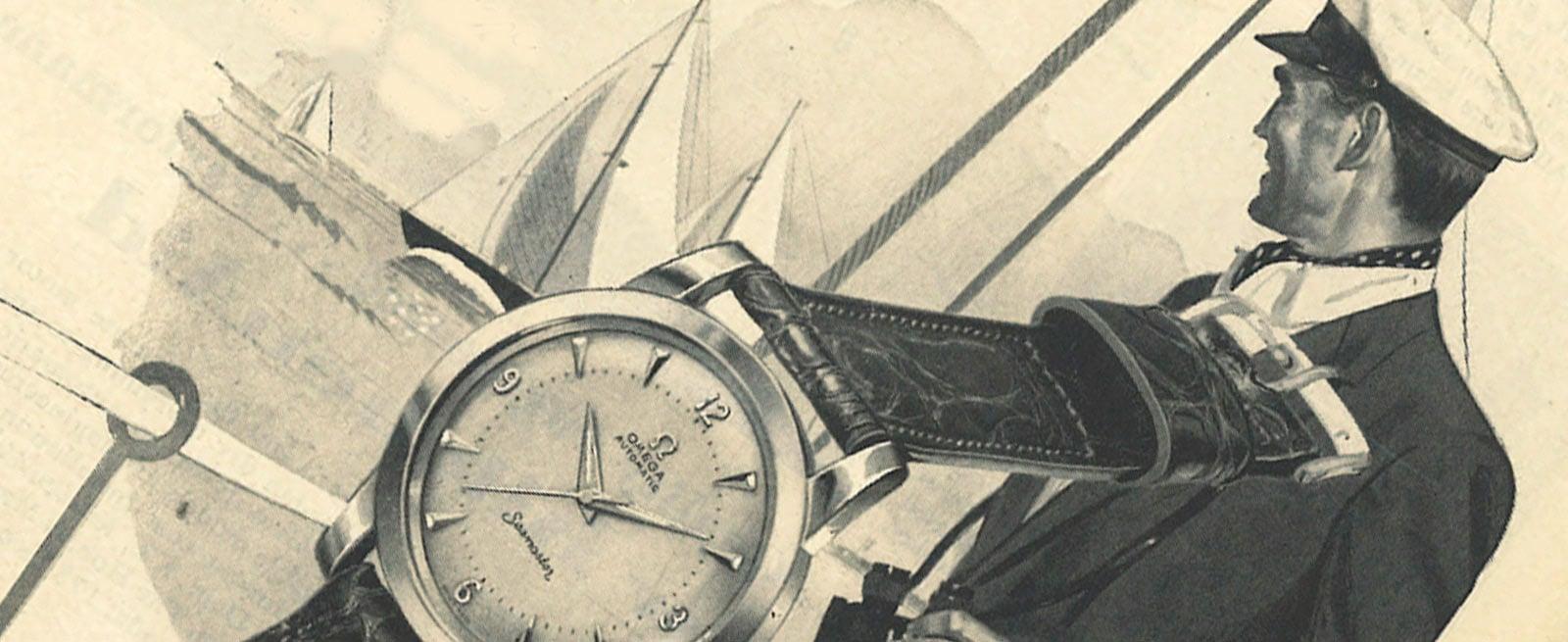 欧米茄系列: Seamaster - 海洋宇宙600米腕表 - 海洋的深情呼唤