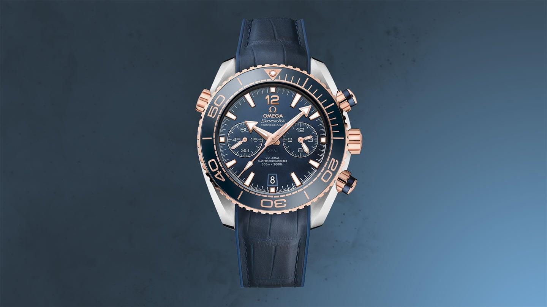 欧米茄系列: Seamaster - 海洋宇宙600米腕表 - 滑动 1 - 17158