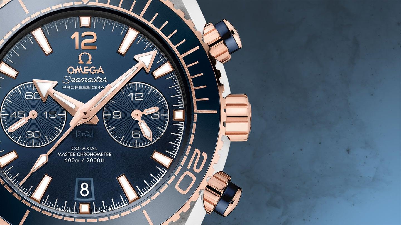欧米茄系列: Seamaster - 海洋宇宙600米腕表 - 滑动 2 - 17159